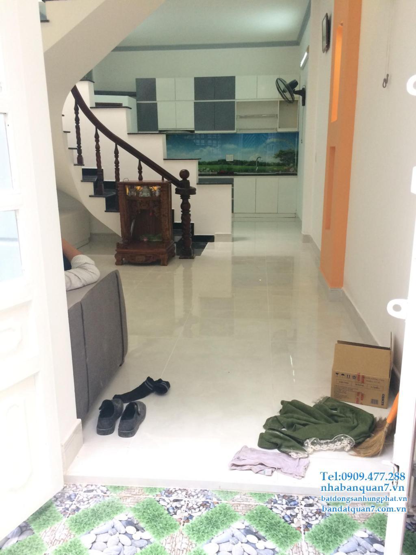 Bán nhà hẻm 271 Lê Văn Lương