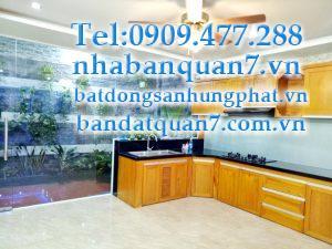 Bán nhà mặt tiền đường Phú Thuận