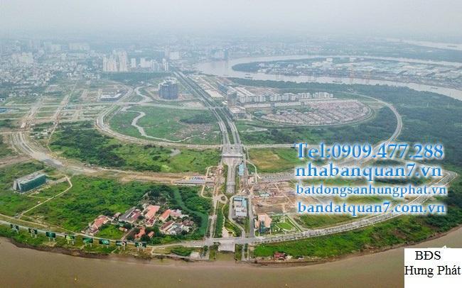 """Nhà đất Sài Gòn """"nuôi hi vọng"""" khi nhà đầu tư lướt sóng chạy khỏi đặc khu"""
