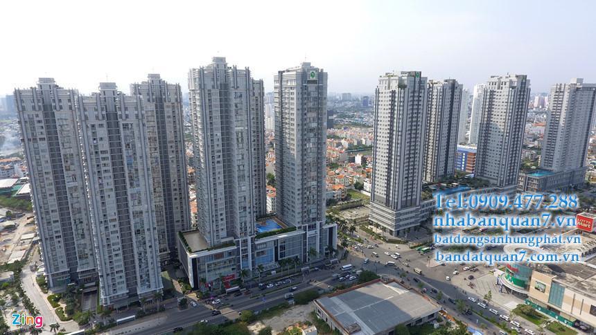 Đường Nguyễn Hữu Thọ - Tiềm năng phát triển địa ốc khu Nam Sài Gòn