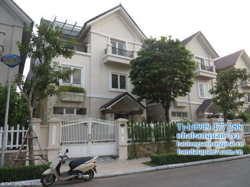 Bán gấp biệt thự Nam Long Phú Thuận