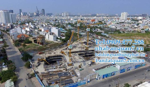 Cuối năm 2018 – Nhà đầu tư săn đất nền Nam Sài Gòn.