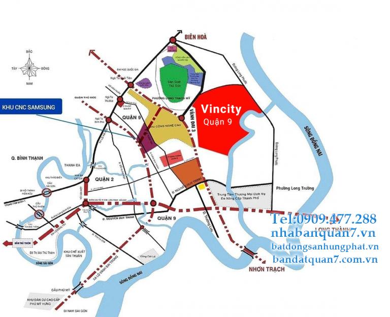 Dự án Vincity Quận 9